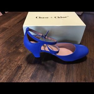 Chase + Chloe Pumps